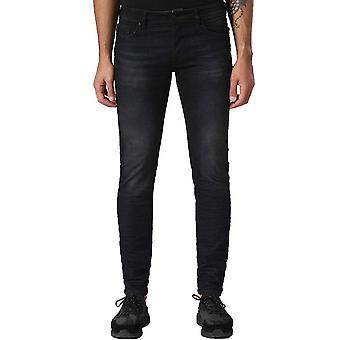 Diesel Sleenker 0842Q Skinny Stretch Jeans