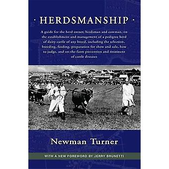 Herdsmanship by Newman Turner - 9781601730107 Book