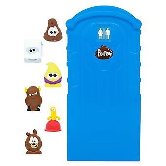 Poopeez Porta Potty Multipack Series 1 Children Toy Collectable