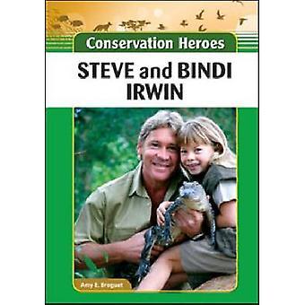 Steve en Bindi Irwin door Amy E. Breguet - 9781604139570 boek