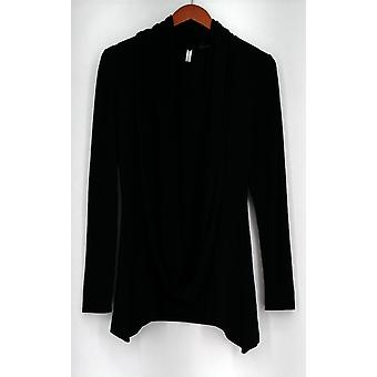 Legacy Top Sweater Jersey Long Sleeve Tunic with Black A259360