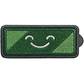 Patch - Video Games - Happy Battery Icon-On p-dsx-4713