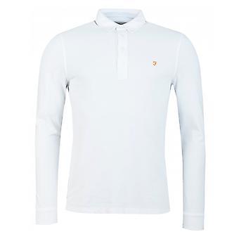 Farah Ricky lange mouwen Polo shirt