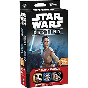 Star Wars Destino: Rey Starter Deck