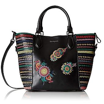 Desigual Bols_delilah Florida Women's Black Bag (Negro) 16.5x25.8x26.2 cm (B x H x T)