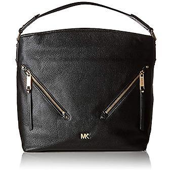 مايكل كورس ايفي -- أسود المرأة الكتف حقائب (أسود) 12x33x32cm (W x H L)