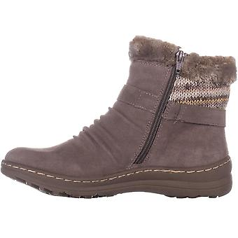 Bare Traps Womens Arlow Leather Closed Toe Ankle Fashion Boots