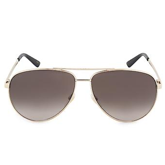 GG0137S occhiali da sole Aviator Gucci 001 61