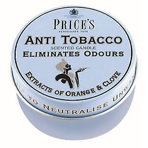 Anti-Tobacco Candle by Price?s 25hr Drum - Anti-Tobacco Candle by Price?s 25hr Drum