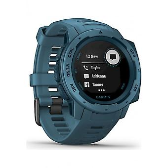Garmin - Smartwatch - Instinct Blue Slate Grey - 010-02064-04