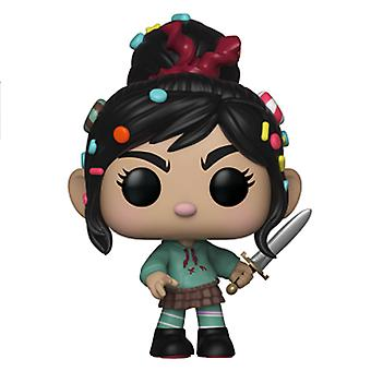 Wreck-It Ralph 2 Breaks Internet Vanellope w/ Sword US Pop