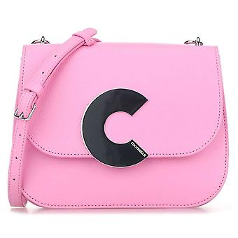 Craquante Leather Crossbody Bag