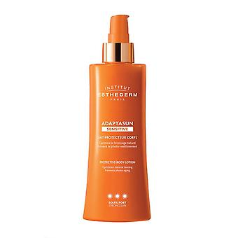 Esthederm Adaptasun Sensitive Skin Body Lotion Strong 200ml