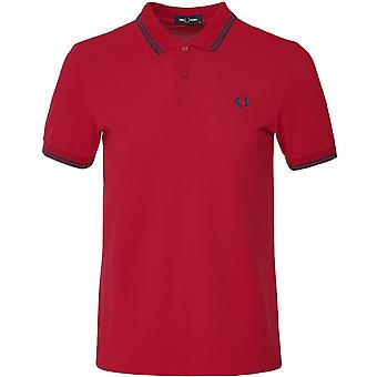 Fred Perry Twin Tipped Polo Shirt M3600 J25