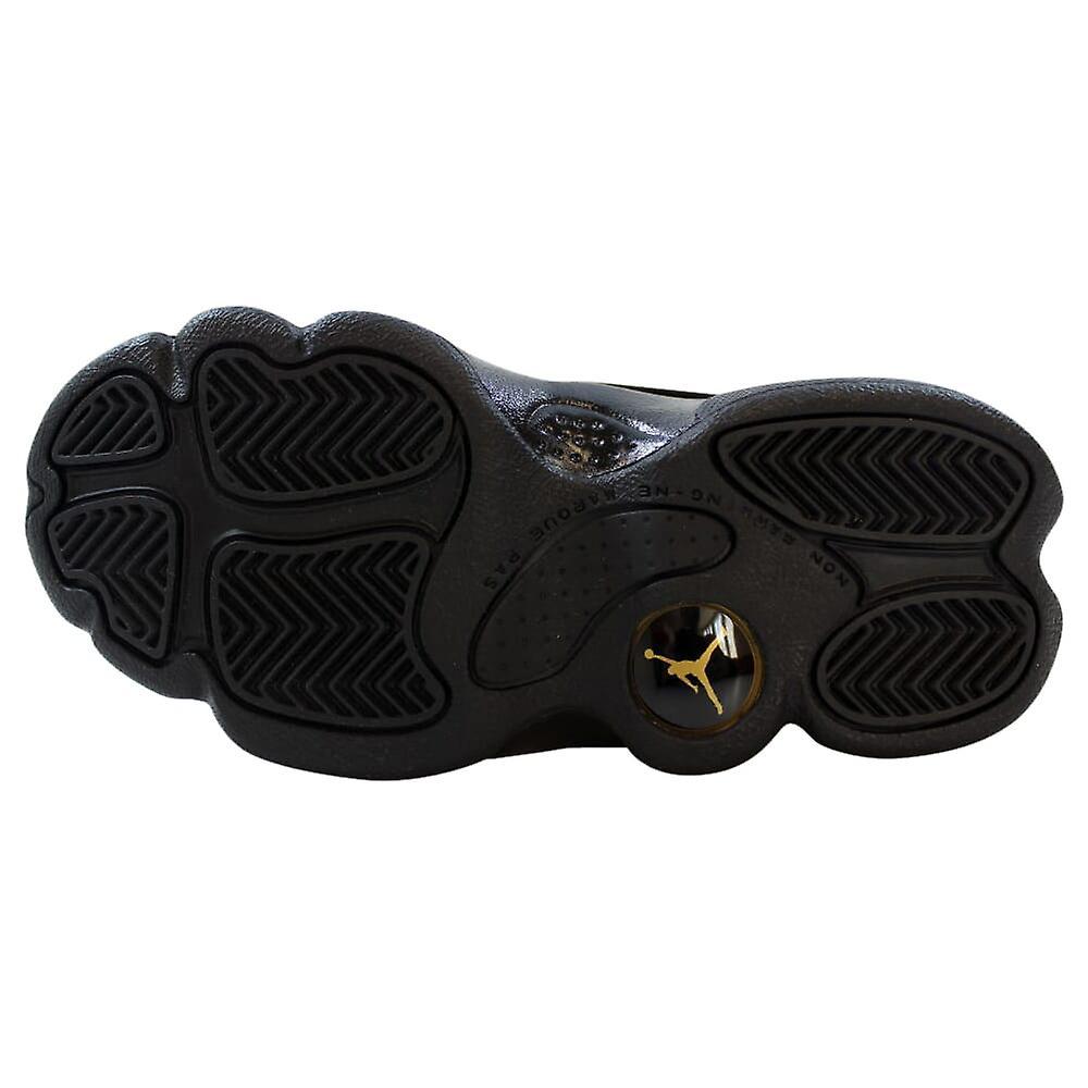 Nike Air Jordan Pro Strong Bp Czarny/metaliczny Złoto-czarny 407485-010 Przedszkole