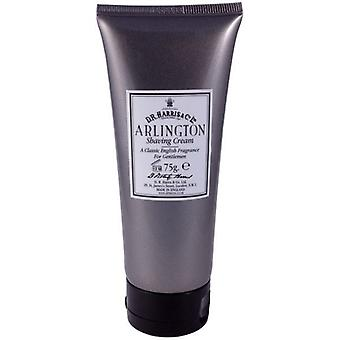 D R Harris Shaving Cream Tube - 75g - Arlington