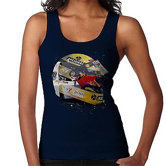 Motorsport Images Ayrton Senna Japanese Grand Prix 1993 Women's Vest