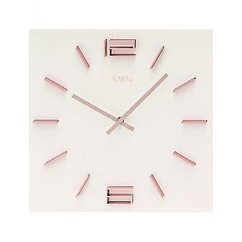Horloge murale AMS 9592