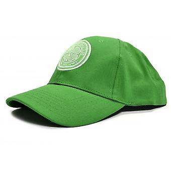 Gorra de béisbol de cresta de fútbol Celtic FC