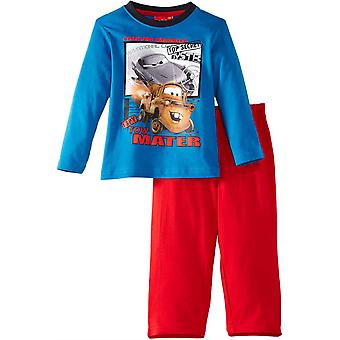 Disney Cars Pijama Long Sleeve Set Nightwear