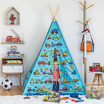 Tyrrell Katz Trucks Design Teepee Play Zelt