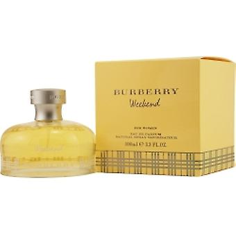 Weekend By Burberry Eau De Parfum Spray 1 Oz (new Packaging)