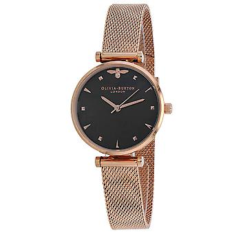 Olivia Burton Femmes apos;s Mother of Pearl Dial Watch - OB16AM145