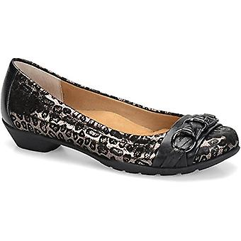 Softspots Womens Posie Leather Closed Toe Loafers