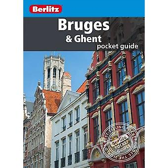 Berlitz Bruges amp Ghent Pocket Guide by Berlitz