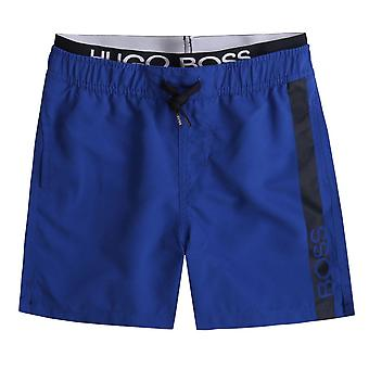 Hugo Boss Kids Waist Logo Swimshorts