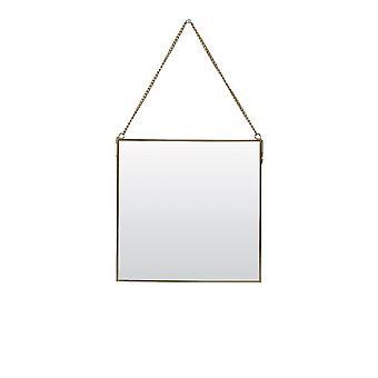 Lys & Levende Speil 30x30x0.5cm Momo Gull