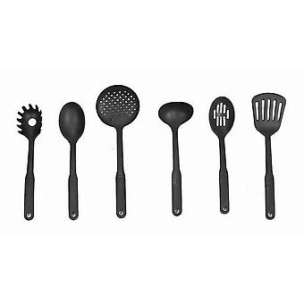 Brunner Cooking Nylon Cutlery 6 Piece Set
