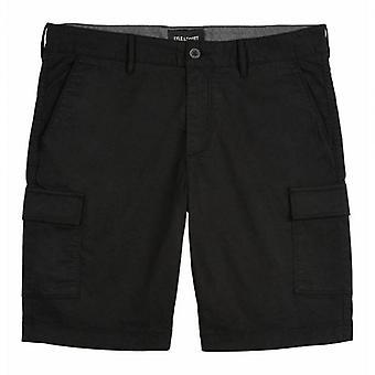 Lyle & Scott Black Cargo Chino Shorts SH1206V