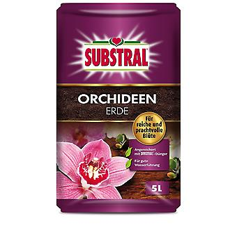 SUBSTRAL® orchid earth, 5 litres