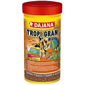 Dajana Tropi Granulo 100 ml (Fish , Food , Warm Water)
