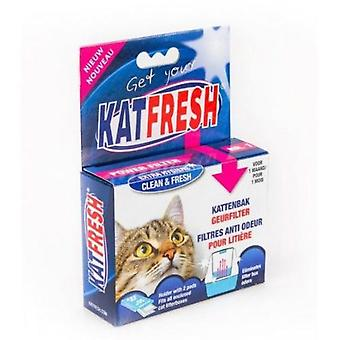 Catfresh Kat Fresh 2 Bolsas (Cats , Grooming & Wellbeing , Cat Litter)