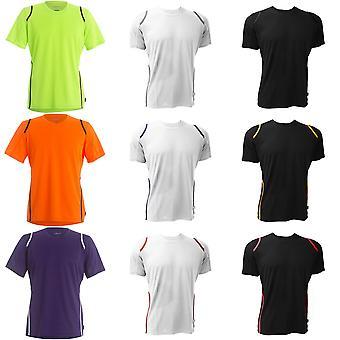 GameGear® Cooltex® court à manches longues T-Shirt / Mens Sportswear