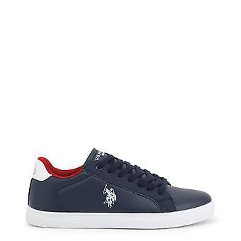 U.S. Polo Assn. Original Men Spring/Summer Sneakers - Blue Color 39085
