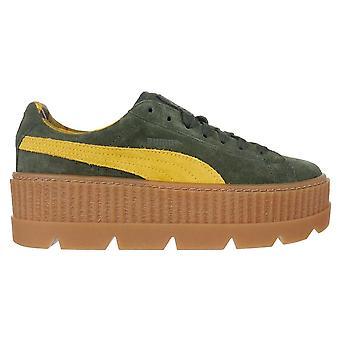 Puma X Fenty Rihanna Cleated Creeper Suede 36626801 zapatos universales para mujer todo el año