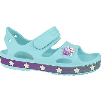 Crocs Fun Lab Unicorn Charm Sandal K 206366-4O9 Kids outdoor sandals