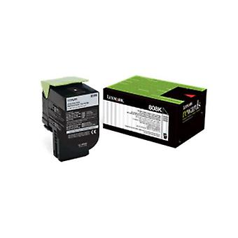 Lexmark 78C6Xke Black Extra High Toner 8500