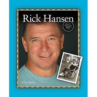 Rick Hansen by Barber & Terry