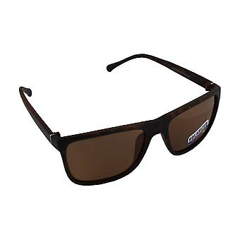 Solglasögon Men Polaroid Wayfarer - Brun med gratis brillenkokerS316_4