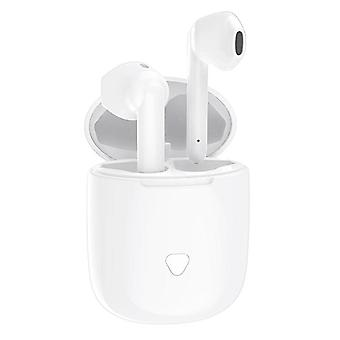 Soundpeats trueair tws bluetooth 5.0 touch control qcc3020 earphone stereo noise cancelling handsfree headphone with mic