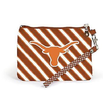 Texas Longhorns NCAA Randig Wristlet