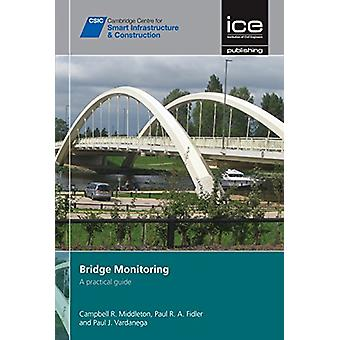 Bridge Monitoring [CSIC Series] - A practical guide by Campbell R Midd