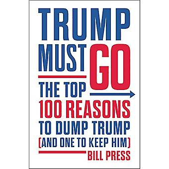 Trump Must Go - The Top 100 Reasons to Dump Trump (and One to Keep Him