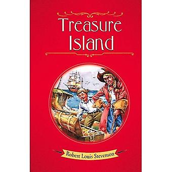 Treasure Island by Robert Louis Stevenson - 9788131944622 Book