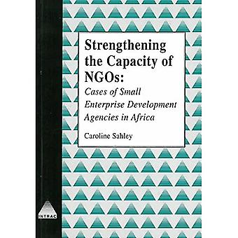 Strengthening the Capacity of NGOs