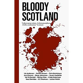 Bloody Scotland by Lin Anderson - 9781849176668 Book